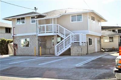 Kailua Multi Family Home For Sale: 621 Wailepo Street