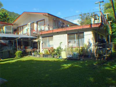 Single Family Home For Sale: 1930 Umalu Place