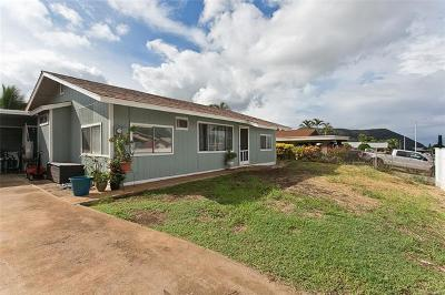 Single Family Home For Sale: 85-1347 Koolina Street