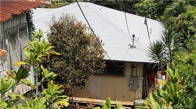 Honolulu Single Family Home For Sale: 2626 Kalihi Street