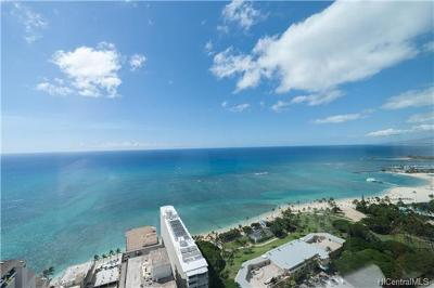 Hawaii County, Honolulu County Condo/Townhouse For Sale: 223 Saratoga Road #3710