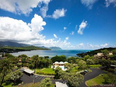 Kaneohe Condo/Townhouse For Sale: 46-075 Meheanu Place #3363