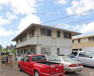 Waipahu Multi Family Home For Sale: 94-769 Haakoa Place