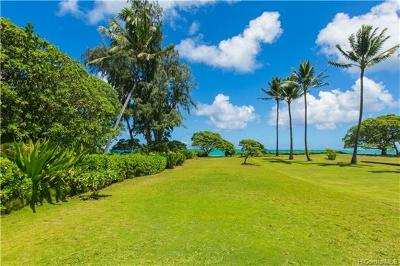 Kailua Single Family Home For Sale: 140 N Kalaheo Avenue #C