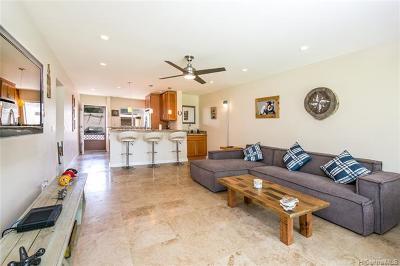 Honolulu County Condo/Townhouse For Sale: 6215 Keokea Place #127