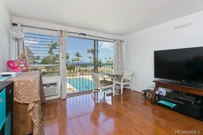 Waianae Condo/Townhouse In Escrow Showing: 85-175 Farrington Highway #C-310