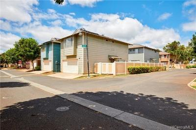 Ewa Beach Single Family Home In Escrow Showing: 91-1045 Hoomaka Street #45