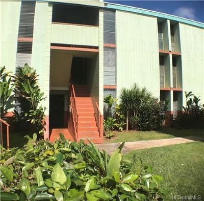 Wahiawa Condo/Townhouse For Sale: 1045 Ehoeho Avenue #117