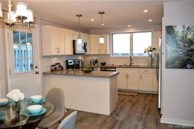 Single Family Home For Sale: 2151 Ala Mahamoe Street