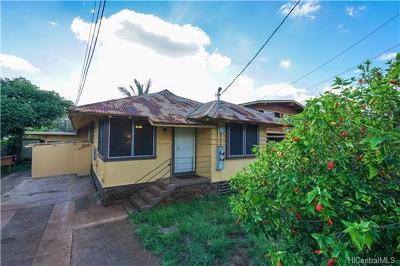 Wahiawa Single Family Home In Escrow Showing: 067 Koele Way
