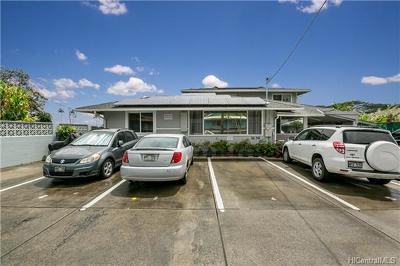 Kaneohe Single Family Home For Sale: 45-361 Halenani Place