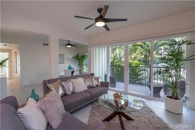 Kailua  Condo/Townhouse For Sale: 445 Kailua Road #5101