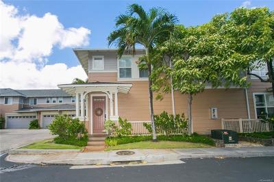 Honolulu County Condo/Townhouse For Sale: 520 Lunalilo Home Road #V1411