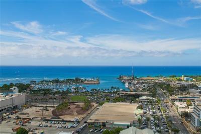 Honolulu HI Condo/Townhouse For Sale: $830,000