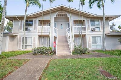 Condo/Townhouse In Escrow Showing: 94-630 Lumiaina Street #D102