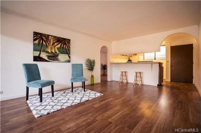Aiea Condo/Townhouse In Escrow Showing: 98-729 Moanalua Loop #19