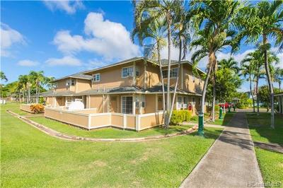 Ewa Beach Condo/Townhouse In Escrow Showing: 91-1050a Makaaloa Street #11A