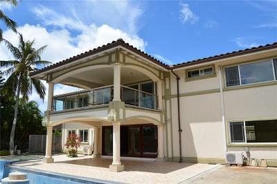 Multi Family Home For Sale: 5783 Kalanianaole Highway