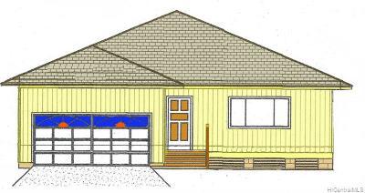Wahiawa Single Family Home For Sale: 1124 Kilani Avenue #4