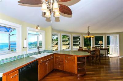 Kaneohe Single Family Home For Sale: 47-342 Mawaena Street