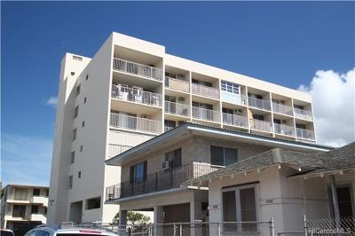 Honolulu Condo/Townhouse For Sale: 2122 Lime Street #401