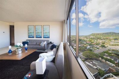 Condo/Townhouse In Escrow Showing: 4340 Pahoa Avenue #16D
