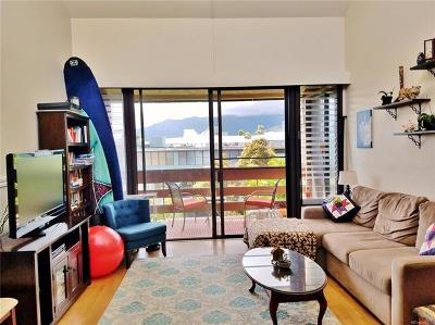 Kailua Condo/Townhouse In Escrow Showing: 1015 Aoloa Place #447
