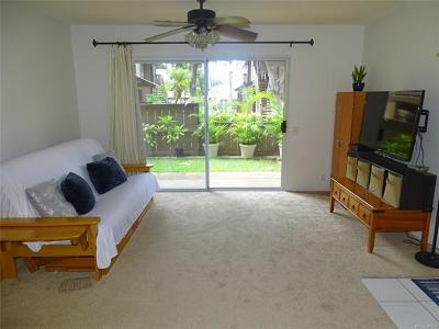 Ewa Beach Condo/Townhouse For Sale: 91-1040 Puamaeole Street #13C