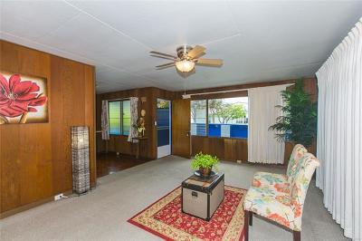 Kaneohe Single Family Home In Escrow Showing: 45-138 Waikalua Road