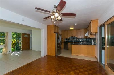 Pearl City Condo/Townhouse In Escrow Showing: 98-805 Noelani Street #D