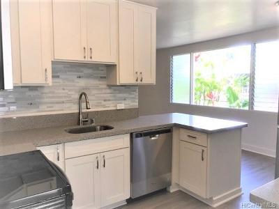 Wahiawa Single Family Home For Sale: 2127 California Avenue #C