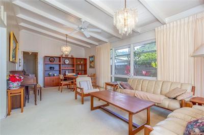 Honolulu County Single Family Home For Sale: 5340 Liwai Street