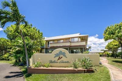 Ewa Beach Condo/Townhouse For Sale: 91-589 Puamaeole Street #35B