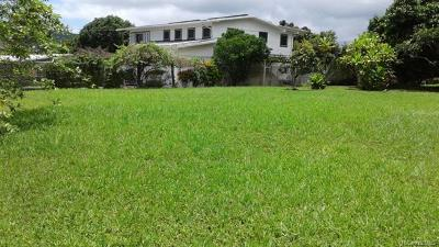 Kaneohe Residential Lots & Land For Sale: 45-425 Kapalai Road