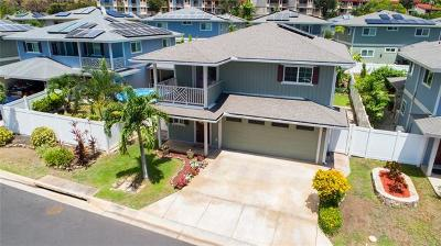Waianae Single Family Home For Sale: 84-575 Kili Drive #48