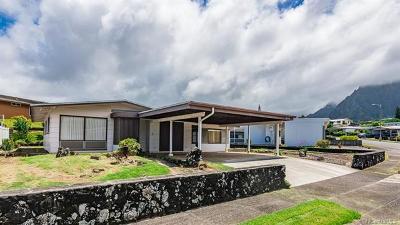 Kaneohe Single Family Home For Sale: 46-226 Aeloa Street