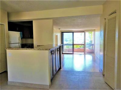 Kaneohe Condo/Townhouse For Sale: 45-315 Lilipuna Road #A205