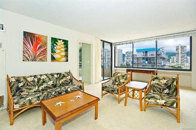 Honolulu Condo/Townhouse For Sale: 2215 Aloha Drive #8J