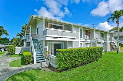 Kaneohe Condo/Townhouse For Sale: 46-1058 Emepela Way #10R