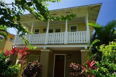 Ewa Beach Single Family Home For Sale: 91-2166 Kaiwawalo Street