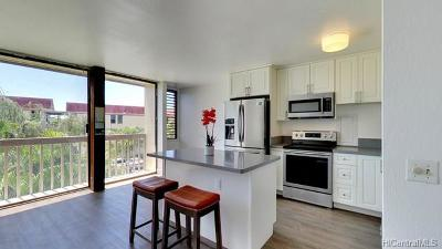 Waianae Condo/Townhouse For Sale: 84-757 Kiana Place #10B