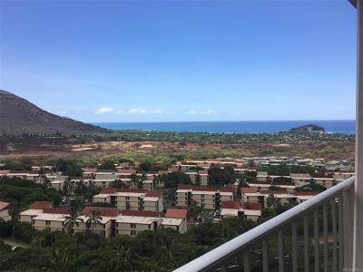 Waianae Condo/Townhouse For Sale: 84-680 Kili Drive #1206