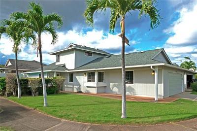 Single Family Home For Sale: 91-1015 Opaehuna Street