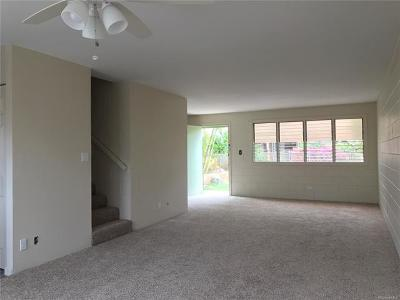 Condo/Townhouse In Escrow Showing: 85-114c Ala Walua Street #C