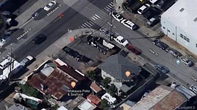 Honolulu Residential Lots & Land For Sale: 143 Mokauea Street