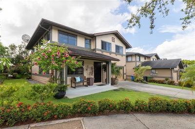 Mililani Single Family Home For Sale: 95-1049 Meapa Street
