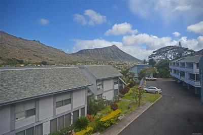 Honolulu Condo/Townhouse For Sale: 1098 Kumukumu Street #A