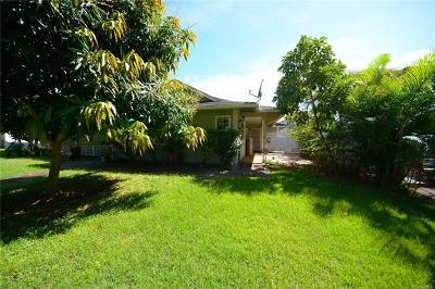 Ewa Beach Single Family Home For Sale: 91-1170 Aawa Drive