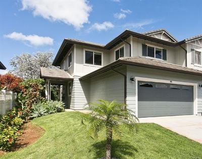 Kapolei Single Family Home For Sale: 424 Koakoa Street