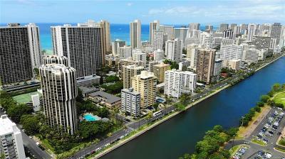 Honolulu Condo/Townhouse For Sale: 201 Ohua Avenue #2702-2